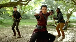 В пустыне смерти 2015 HD/ Into the Badlands HD (Daniel Wu)
