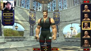 World Of Warcraft : Warlords Of Draenor | Gameplay Part 1 | Customization and Beginning