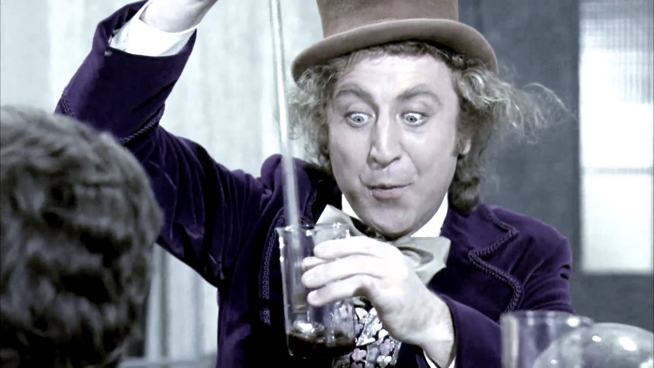 Willy Wonka & the Chocolate Factory Trailer Recut