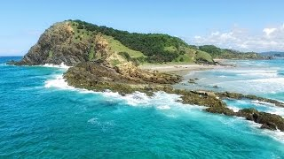 Cape Byron and Byron Bay April 2016