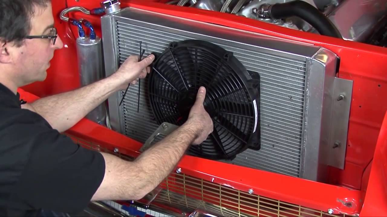 how and when to use an auxiliary electric fan from flexalite how and when to use an auxiliary electric fan from flexalite instructions tutorial how to