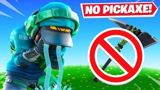 I LOST MY PICKAXE