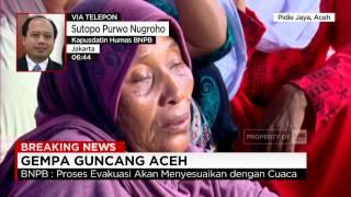 Gempa Aceh: 99 Korban Tewas , Bantuan Medis Dibutuhkan