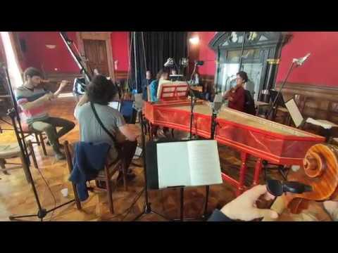 Recording Cavalli With Jakub Józef Orliński / Il Pomo D'oro & Maxim Emelyanychev