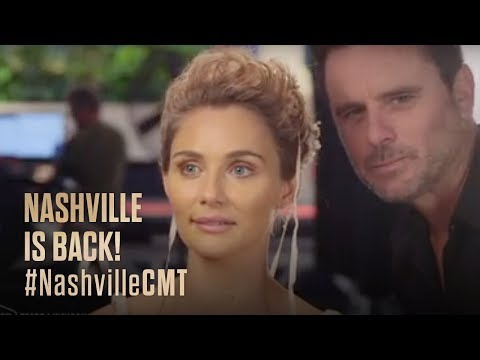 NASHVILLE on CMT | Season 6 | Back on Set