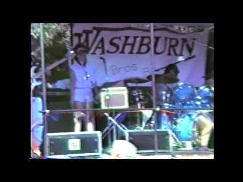 ALBANY Ga JULY 4th 1984  WASHBURN BROS Band at Hilsman Park
