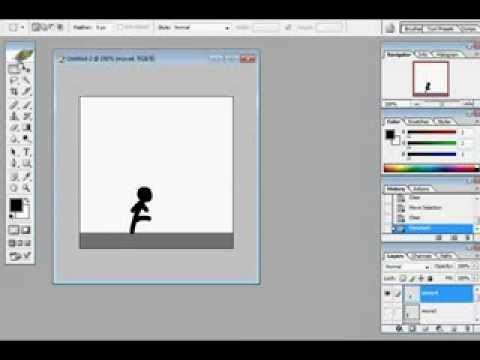 Adobe imageready ( animation tutorial) youtube.