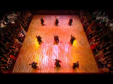 Semperoper Ballett -  Faust-Walzer aus der Oper Margarethe von Charles Gounod 2012