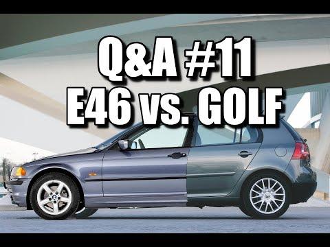 Q&A #11 (PL) - BMW E46 vs. VW Golf