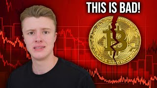 The Crypto Crash Just Got A LOT WORSE!