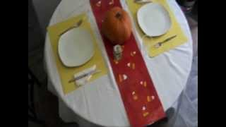 Halloween dinner party  ideas Thumbnail