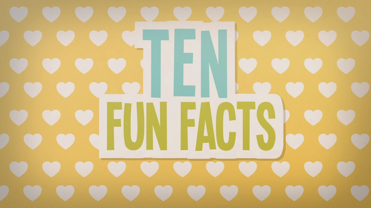 10 Wacky True Random Fun Interesting Facts for Kids {Giggle}