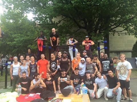Urban Project - Calisthenics / Street Workout Battle