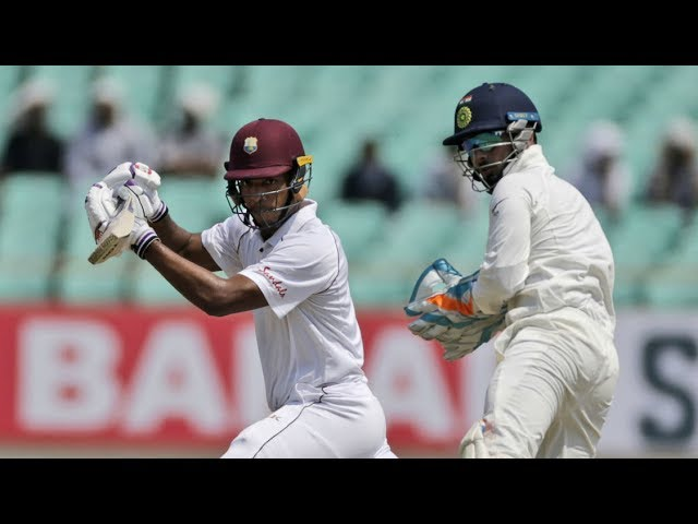 Dasgupta: Expecting better application and more fight from West Indies batsmen