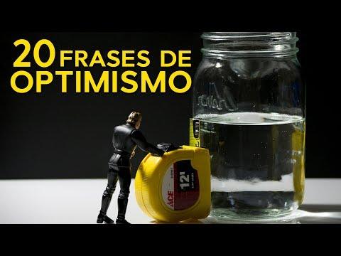 20 Frases De Optimismo Para Ver El Vaso Medio Lleno