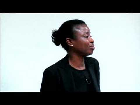 """Learning to Love Africa"" - Monique Maddy speaks at Google"