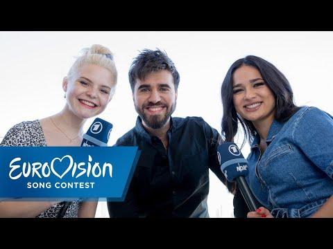Chingiz Und Die S!sters | Speeddate  | Eurovision Song Contest