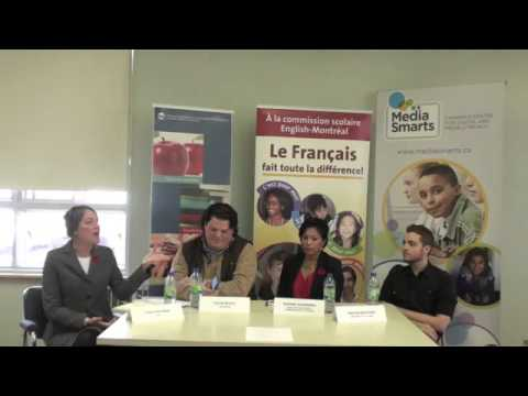 Privacy Matters: Expert panel on Youth Privacy for launch of Media Literacy Week 2012