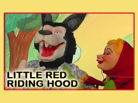 LITTLE RED RIDING HOOD Bedtime Story For Children