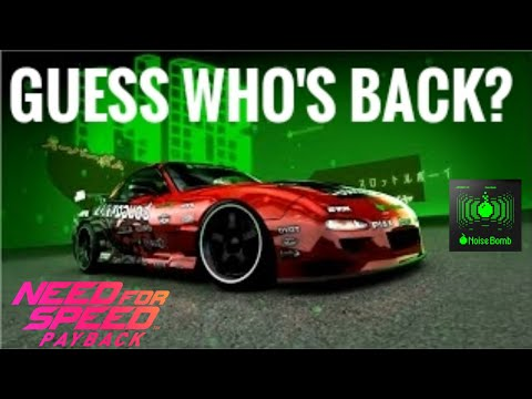 NFS Payback || GUESS WHO'S BACK!!! || Noise Bomb and Aki Street Leagues