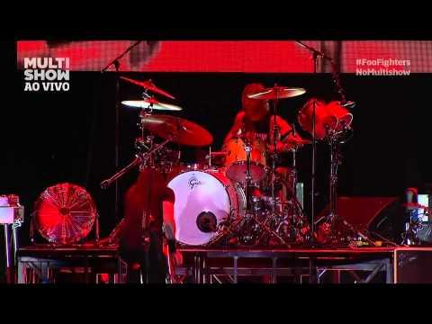 Foo Fighters - All My Life - Rio de Janeiro...
