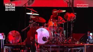 Foo Fighters - All My Life - Rio de Janeiro Maracanã 1080p