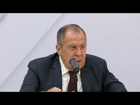 Russian Foreign Minister Sergei Lavrov maintains that Trump's stance on Jerusalem is illogical