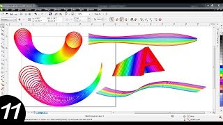 How To Use Blend Tools in CorelDraw x6