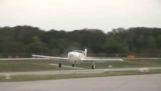Glasair 1RG Low Pass - Subaru SVX EG33 engine flyby