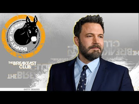 Ben Affleck Condemns Harvey Weinstein, Fails To Remember Groping MTV Reporter In 2004