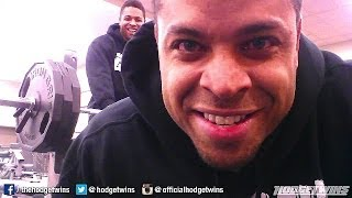 Bodybuilding Motivation | Hodgetwins Style 315 X 10 Reps @hodgetwins