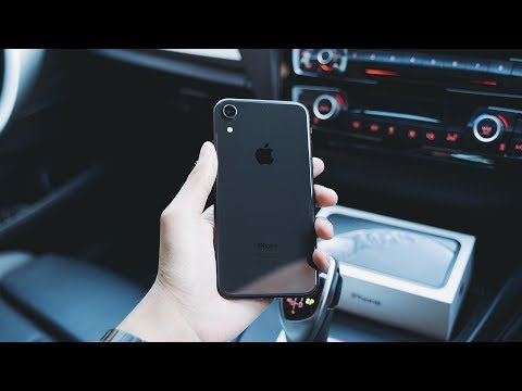 iPhone XR Black - First Impressions