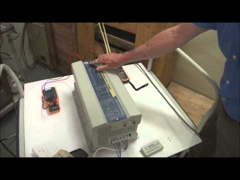 Demonstration of low frequency Transformer based Pure sinewave Inverter Part 1