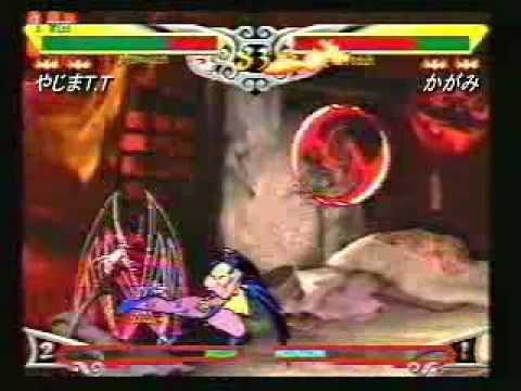 VS (029) - Yajima (Morrigan) vs. Kagami (Jedah)