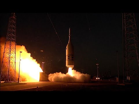 A Successful Milestone Test for Our Artemis Program on This Week @NASA  July 5, 2019