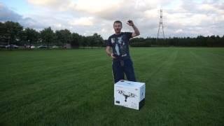 YUNEEC TYPHOON H, GONE IN 60 SECONDS   WELL NEARLY