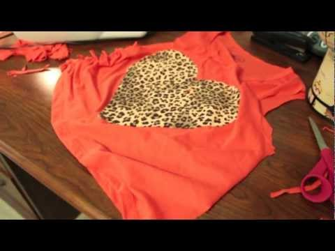 Transform an old T-shirt! (Hipster Inspired)