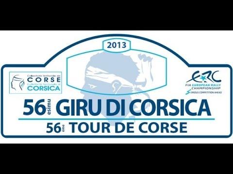 ERC 2013 Round 05 - Tour De Corse (SS8 Live)