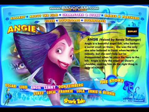 Dreamworks Shark Tale 2004 Official Site Youtube