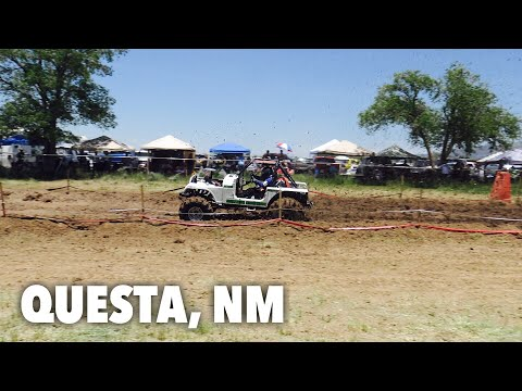 New Mexico Mud Racing - Modified Class Questa, NM 2017