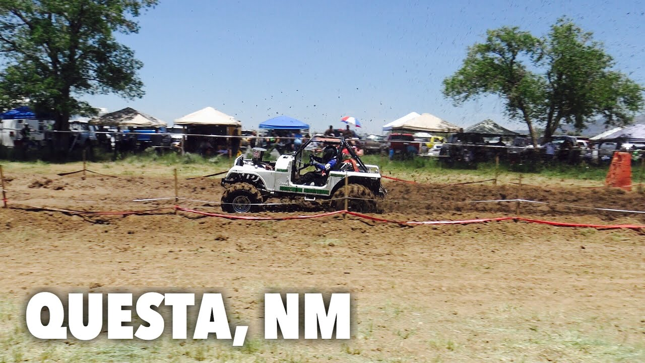 New Mexico Mud Racing Modified Class Questa Nm 2017