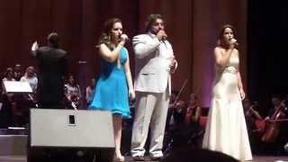 Con Te Partirò - Concerto pela Vida - Bravo Pavarotti