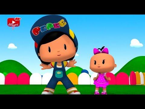 Download Pepee 4 Bölüm Bir Arada - Pepe Eğitici Çizgi Film & Çocuk Şarkıları | Düşyeri