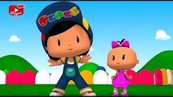Pepee 4 Bölüm Bir Arada - Pepe Eğitici Çizgi Film & Çocuk Şarkıları | Düşyeri
