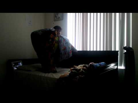 Blanket Jumping