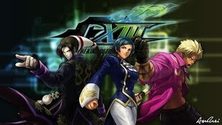 KING OF FIGHTERS XIII, ELIZABETH VS BOSS SAIKI, DARK ASH Thumbnail