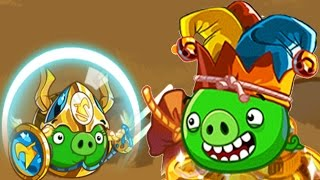 Angry Birds Epic | The Apocalyptic Hogriders Boss Battle Day 2!