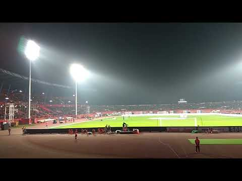 Team Jamshedpur (JFC vs PUNE CITY FC)