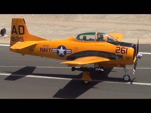 Whiteman Airport: General Aviation Spotting (Tower View)