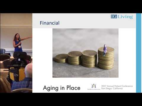 Finding and paying for the care you need to age in place, Abbie Cornett